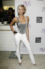 Best from the Past -VICTORIA BECKHAM at DVB Jeans & Sunglasses Launch in New York 06/14/2007