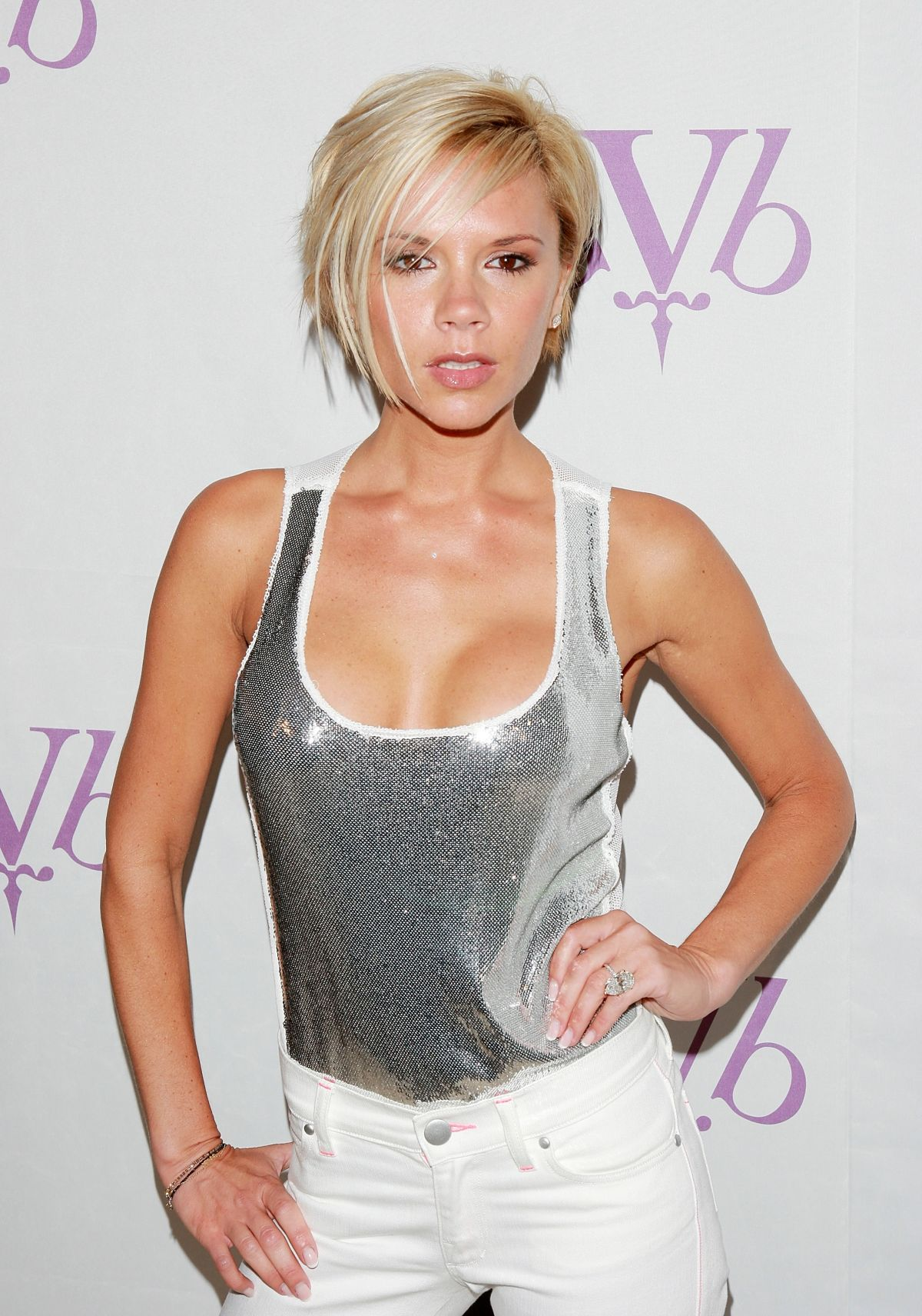 Best From The Past Victoria Beckham At Dvb Jeans