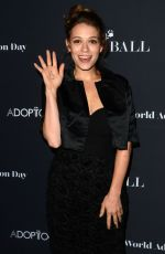 BETHANY JOY LENZ at 5th Annual baby2baby Gala in Culver City 11/12/2016