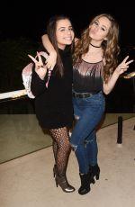 BREC BASSINGER at YSBnow Friendsgiving in Los Angeles 11/12/2016