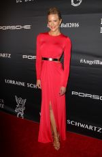 BRITTANY DANIEL at 2016 Angel Ball in New York 11/21/2016
