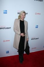BROOKE BURNS at Airbnb Open Spotlight in Los Angeles 11/19/2016