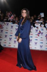BROOKE VINCENT at Pride of Britain Awards 2016 in London 10/31/2016