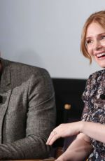 BRYCE DALLAS HOWARD at sag-aftra Goundation Q&A in Los Angeles 11/10/2016