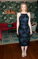 BRYCE DALLAS HOWARD at The Weinstein Company