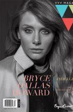 BRYCE DALLAS HOWARD for VVV Magazine, Fall 2016