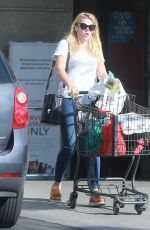 BUSY PHILIPPS Out Shopping in Los Feliz 11/15/2016