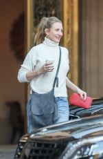 CAMERON DIAZ Leaves Montage Hotel in Beverly Hills 11/18/2016