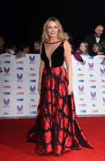 CAROL VORDERMAN at Pride of Britain Awards 2016 in London 10/31/2016