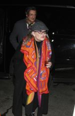 CARRIE FISHER Arrives for a Book Signing at a Bookstore in New York 11/22/2016