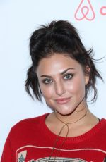 CASSIE SCERBO at Airbnb Open Spotlight in Los Angeles 11/19/2016