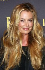 CAT DEELEY at HFPA & Instyle's Celebration of Golden Globe Awards Season in Los Angeles 11/10/2016