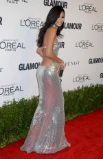 CHANEL IMAN at Glamour Women of the Year 2016 in Los Angeles 11/14/2016