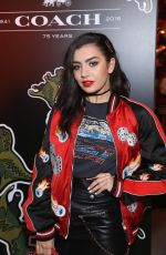 CHARLI XCX at Coach House Regent Street Launch Party in London 11/24/2016