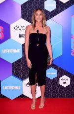 CHARLOTTE CROSBY at MTV Europe Music Awards 2016 in Rotterdam 11/06/2016