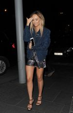 CHARLOTTE CROSBY at Show Real Launch Party 11/03/2016
