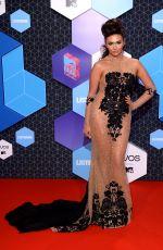 CHARLOTTE DAWSON at MTV Europe Music Awards 2016 in Rotterdam 11/06/2016