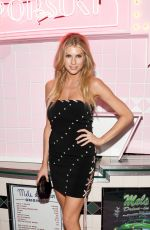 CHARLOTTE MCKINNEY at Celebration of the Launch of Pop & Suki in Los Angeles 11/02/2016