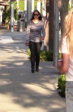 CHARLOTTE MCKINNEY at Starbucks in Beverly Hills 11/16/2016