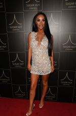 CHELSEE HEALEY at Sugar Hut Liverpool Launch Night 11/23/2016