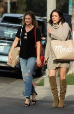 CHLOE BENNETT Out Shopping in Beverly Hills 11/15/2016