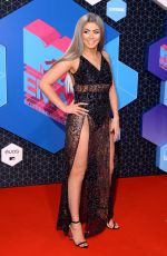 CHLOE FERRY at MTV Europe Music Awards 2016 in Rotterdam 11/06/2016