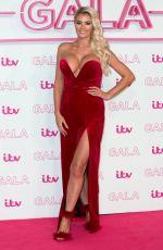 CHLOE SIMS at ITV Gala in London 11/24/2016