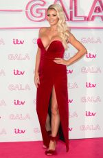 CHLOE SIMS at ITV Gala in London 11/24/2016