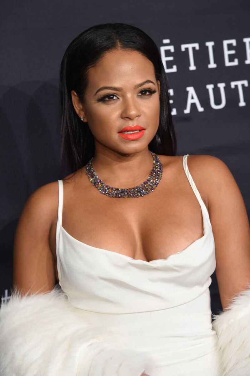 CHRISTINA MILIAN at 2016 Angel Ball in New York 11/21/2016