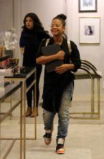 CHRISTINA MILIAN Leaves Anastasia Salon in Beverly Hills 11/15/2016