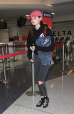 CIARA BRAVO at Los Angeles international Airport 11/11/2016