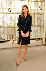 CINDY CRAWFORD at An Evening to Support DKMS in Beverly Hills 11/03/2016