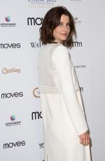 COBIE SMULDERS at Moves Power Women Annual Gala in New York 11/11/2016