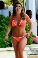 COLEEN ROONEY in Bikini in Barbados 10/26/2016