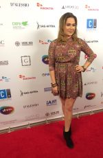 COLLEEN RENNISON at 2016 ubcp/actra Awards in Vancouver 11/12/2016