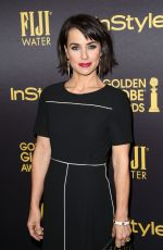 CONSTANCE ZIMMER at HFPA & Instyle's Celebration of Golden Globe Awards Season in Los Angeles 11/10/2016
