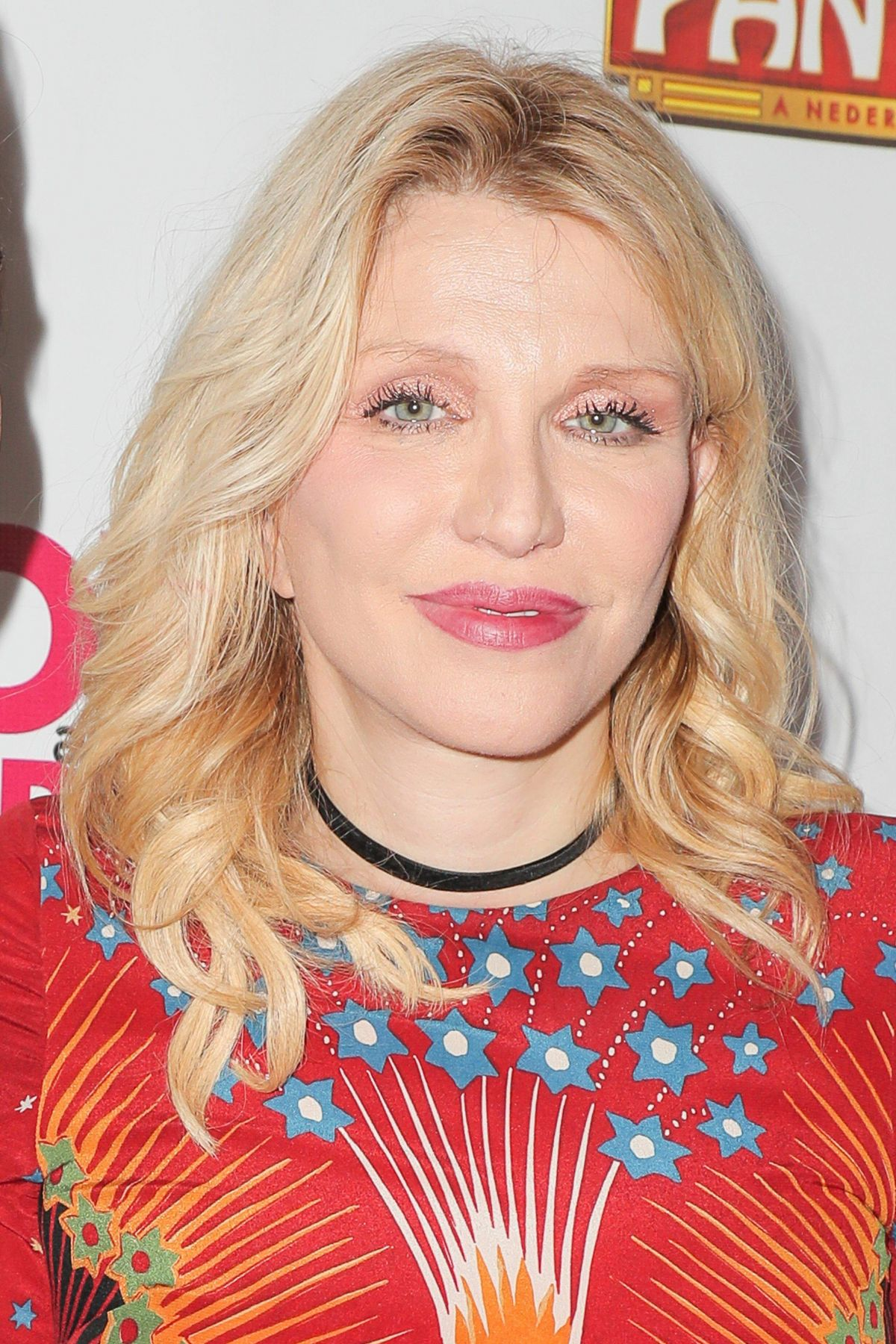 COURTNEY LOVE at Hedwig and the Angry Inch Opening Night in Hollywood 11/02/2016