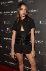 DANIA RAMIREZ at IDD Boutique Grand Opening in Los Angeles 11/17/2016