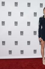 DANIELLE BRANDBERY at 64th Annual BMI Country Awards in Nashville 11/01/2016