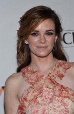 DANIELLE PANABAKER at 1st Annual Marie Claire Young Women's Honors in Marina Del Rey 11/19/2016