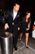 DEMI LOVATO and Luke Rockhold Arriving at UFC 205 in New York 11/12/2016