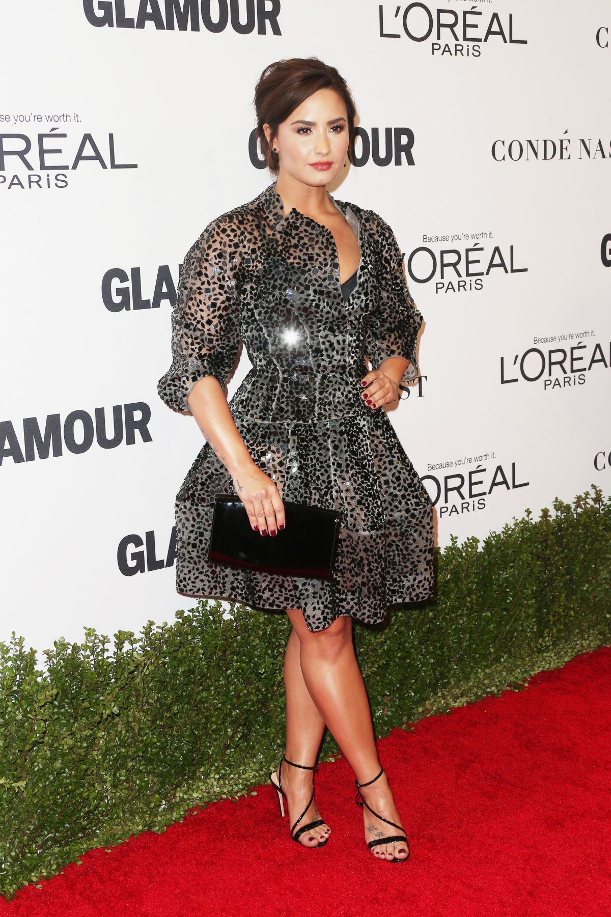 DEMI LOVATO At Glamour Women Of The Year 2016 In Los