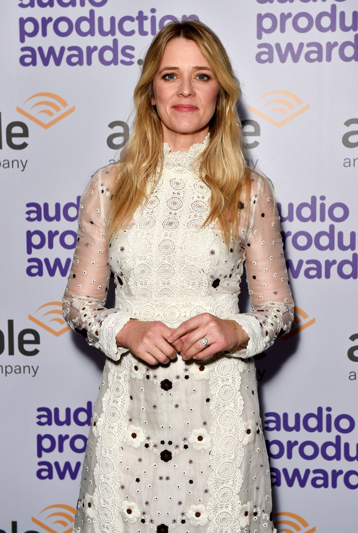 EDITH BOWMAN at Audio Production Awards 11/23/2016