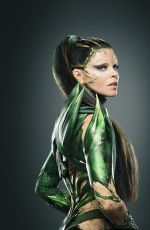 ELIZABETH BANKS - Power Rangers, Rita Repulsa Promos