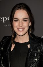 ELIZABETH HENSTRIDGE at IDD Boutique Grand Opening in Los Angeles 11/17/2016