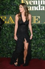 ELIZABETH HURLEY at Evening Standard Theatre Awards in London 11/13/2016