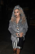 ELLA EYRE at M Restaurant Halloween Fete Party 10/29/2016