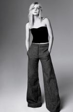 ELLE FANNING in Instyle Magazine