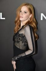 ELLIE BAMBER at Nocturnal Animals Premiere in New York 11/117/2016