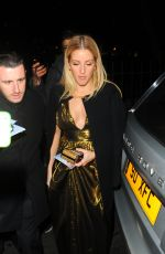 ELLIE GOULDING at Animal Ball 2016 Presented by Elephant Family in London 11/22/2016